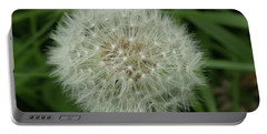 Life Of  Dandelion Seeds Portable Battery Charger