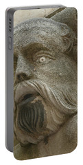 Life Sized Sculptures Of Human Heads Portable Battery Charger