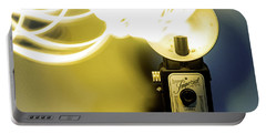 Lights, Camera, Action Portable Battery Charger