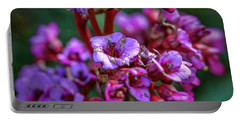 Lilac #h9 Portable Battery Charger
