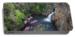 Linville Flower Falls Portable Battery Charger