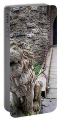 Lion At The Gate Portable Battery Charger
