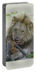 Lion Prey Portable Battery Charger