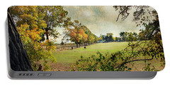 Little Timber Ranch Berlin New Jersey Portable Battery Charger