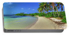 Living On An Island Portable Battery Charger