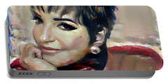 liza Minelli Portable Battery Charger