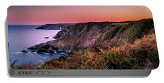 Lizard Point Sunset - Cornwall Portable Battery Charger