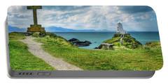 Llanddwyn Island Portable Battery Charger
