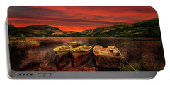 Llyn Nantlle Uchaf Snowdonia Portable Battery Charger