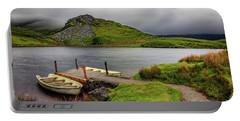 Llyn Y Dywarchen, Rhyd Ddu Snowdonia Portable Battery Charger