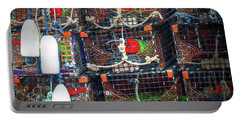 Lobster Traps Portable Battery Charger