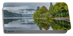 Loch Ard In Scotland Portable Battery Charger