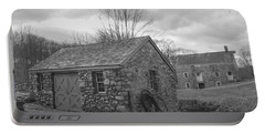 Lock House And Store - Waterloo Village Portable Battery Charger