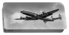 Lockheed Breitling Super Constellation  Portable Battery Charger