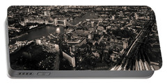 London At Night Portable Battery Charger