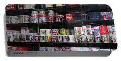 London England Shop Window Portable Battery Charger