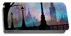 London Night Portable Battery Charger
