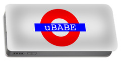 London Style Portable Battery Charger