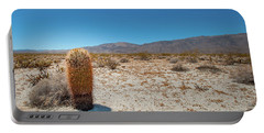 Lone Barrel Cactus Portable Battery Charger