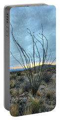 Lone Bush - Sunrise Portable Battery Charger