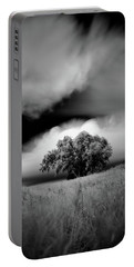Lone Tree On A Hill Portable Battery Charger