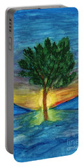 Lonely Pine Portable Battery Charger