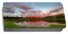 Lost Lake Sunset Portable Battery Charger