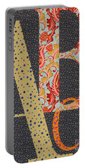 Portable Battery Charger featuring the digital art Love Letters by Edmund Nagele