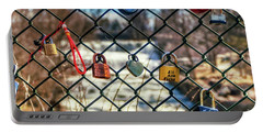 Love Locks Portable Battery Charger