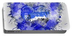 Love San Francisco Portable Battery Charger