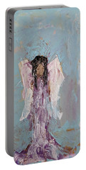Lovely Angel  Portable Battery Charger