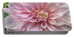 Lovely Dahlia Portable Battery Charger