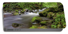 Lower Birks Of Aberfeldy - Perthshire - Scotland Portable Battery Charger