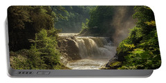 Lower Falls Letchworth State Park Portable Battery Charger