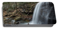 Lower Falls On Marr Branch Portable Battery Charger
