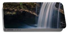 Portable Battery Charger featuring the photograph Ludlow Falls Ohio by Dan Sproul