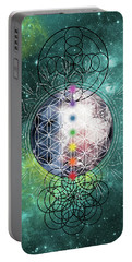 Lunar Mysteries Portable Battery Charger