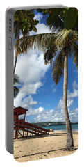 Luquillo Beach Portable Battery Charger