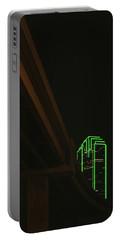 Lux Noir Portable Battery Charger