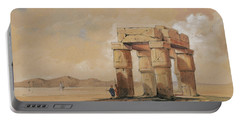 Luxor Temple Portable Battery Charger