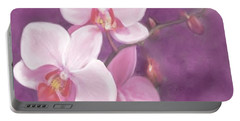Luxurious Petals Portable Battery Charger