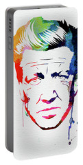Lynch Watercolor Portable Battery Charger