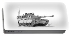 M1a1 D Company Commander Tank Portable Battery Charger