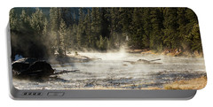 Madison River Morning Portable Battery Charger