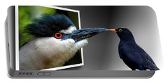 Portable Battery Charger featuring the photograph Magic Mirror On The Wall by Bill Swartwout Fine Art Photography