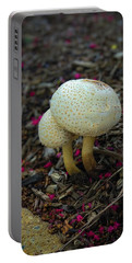 Magical Mushrooms Portable Battery Charger