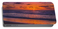 Magical Sunset Portable Battery Charger