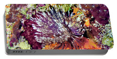 Magnificent Feather Duster Portable Battery Charger