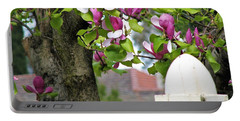 Magnolia Display Portable Battery Charger