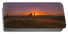 Magpie Mine Sunset Portable Battery Charger